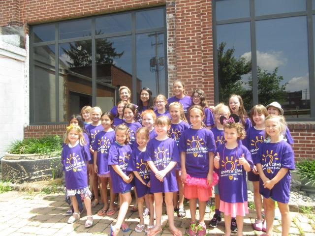 Summer Camp Crew