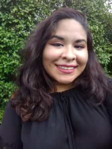 Ashley Camacho - Girls Code Club Assistant Instructor