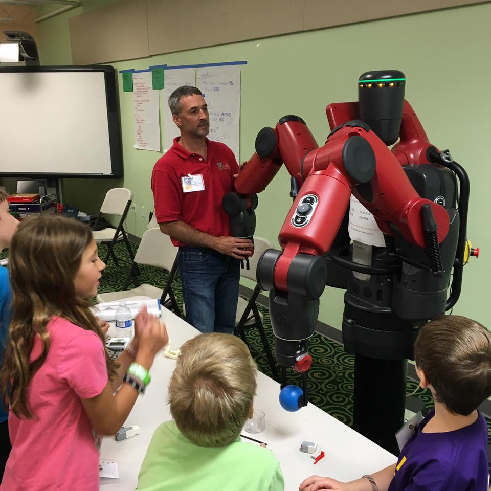 Lancaster Science Factory Robotics Camp