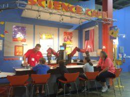 Lancaster Science Factory Robotics Camp