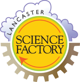 Lancaster Science Factory logo