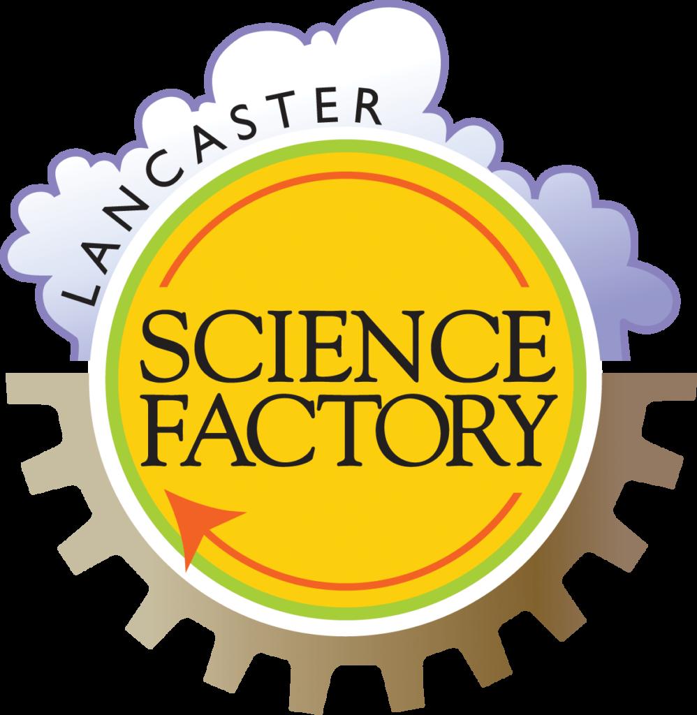 Lancaster Science Factory logo