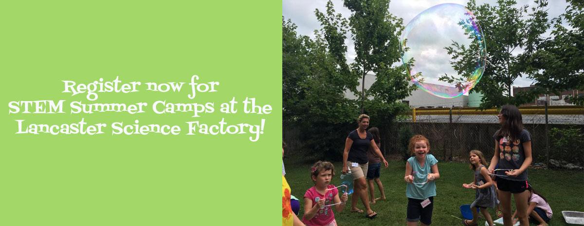 23 Weeks of STEM Summer Camps!