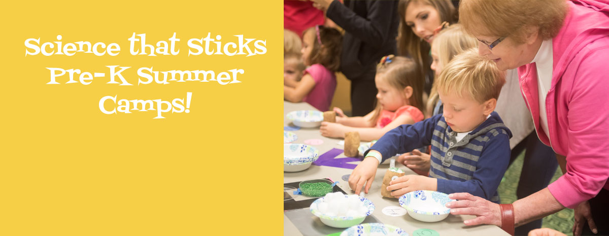 Pre-K Camp Registration is now Available!